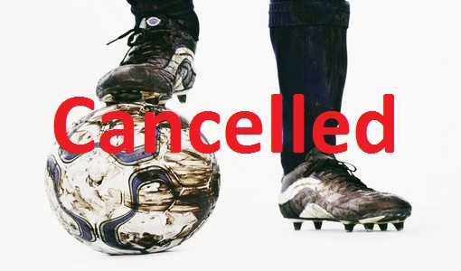 Coaches Training Spring 2020 Cancelled